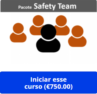 Pacote de segurança equipas